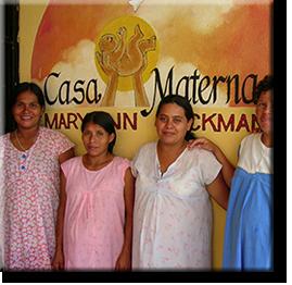 Casa Materna Mary Ann Jackman