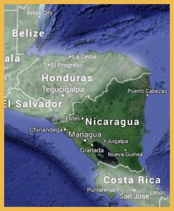 nicaragua-map-closeup