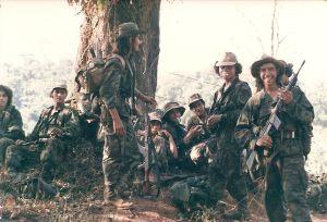 Sandinista Soldiers