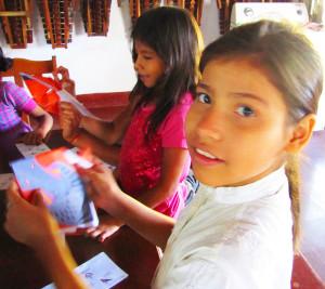 Origami at Las Yahoskas