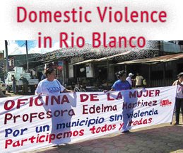 Breaking free from Domestic Violence in Rio Blanco