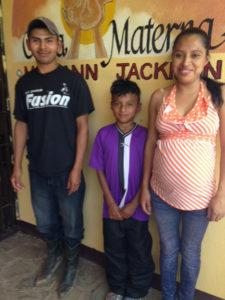 Luis, Maria Fatima & Alexis